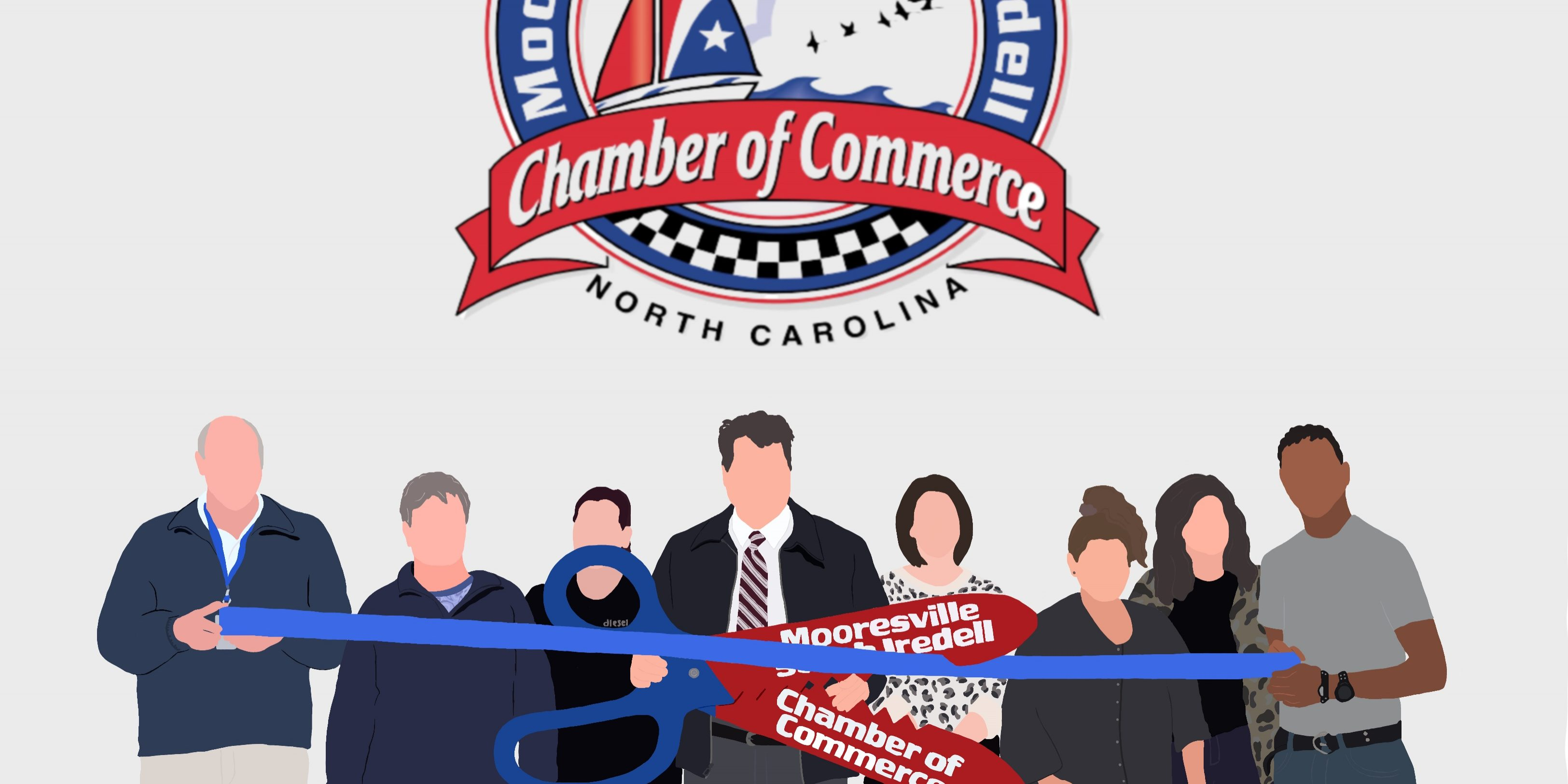Chamber Logo with Drawing